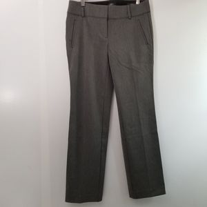 LOFT marisa straight dark grey size 4